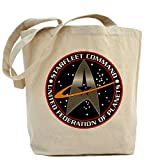 CafePress STARFLEET COMMAND Tote Bag - Standard Multi-color