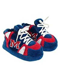 NCAA Baby Slipper Size: One Size Fits All, NCAA Team: Ole Miss