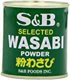 S and B Wasabi Powder 30 g (Pack of 5)