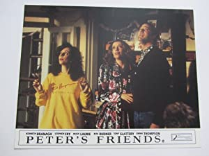 PETER'S FRIENDS Movie Photo Print - 8 x 10 inches - Kenneth Branagh, Hugh Laurie, Steven Fry, Emma Thompson - FOH-06