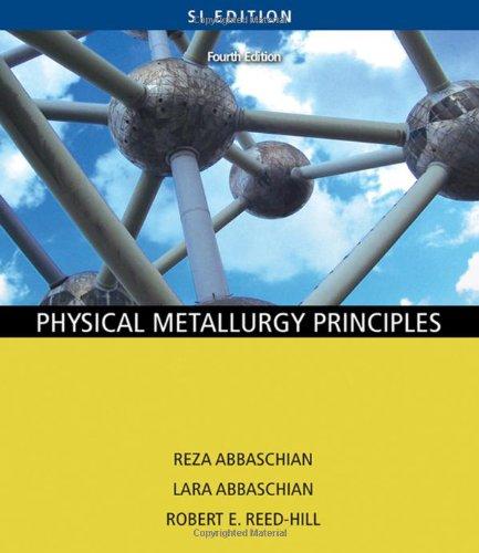 Physical Metallurgy Principles