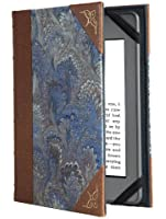 Verso Prologue Marbled Blue for Kindle, Blue (fits Kindle Paperwhite, Kindle, and Kindle Touch)