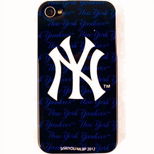 New York Yankees Mascot Licensed MLB for Apple iPhone 4 4S Faceplate Hard Back Protector Case Snap On Cover fits Sprint, Verizon, AT&T at Amazon.com
