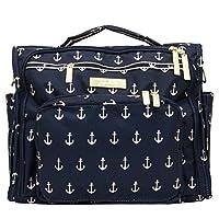 Bundle -3 Items:Ju-Ju-Be BFF Backpack Diaper Bag -Legacy The Admiral & Bella B Honey Bum 2 oz & Bella B Babywipes 50 count ... from Ju-Ju-Be + Bella B
