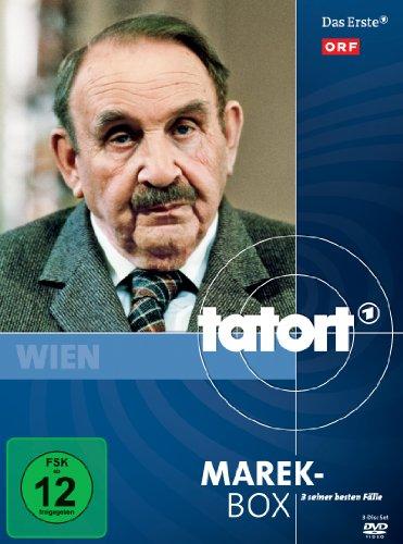 Tatort: Marek-Box [3 DVDs]