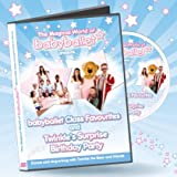 babyballet Class Favourites & Twinkle's Surprise Birthday Party DVD
