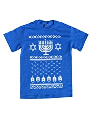 Rocket Factory CHRISTMAS SWEATER HANUKKAH