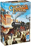 Queen Games 60521 - Chicago Express, Brettspiel