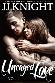 Uncaged Love #1: MMA New Adult Contemporary Romance