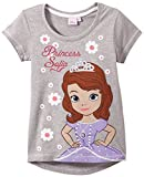 Sofia the First T-shirt Princesse Sofia - Camiseta para niñas, color grau - gris (lgm), talla 92/24 meses
