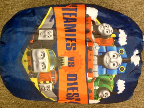 Thomas Slumber Bag Nap Mat With Bonus Sling Backpack