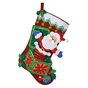 Easy Handmade Christmas Stockings - Better Homes & Gardens