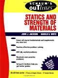 img - for Schaum's Outline of Statics and Strength of Materials (Schaum's) book / textbook / text book