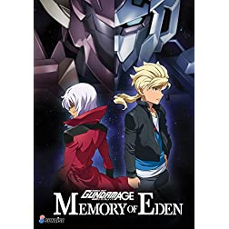 Mobile Suit Gundam AGE: Memory of Eden OVA DVD