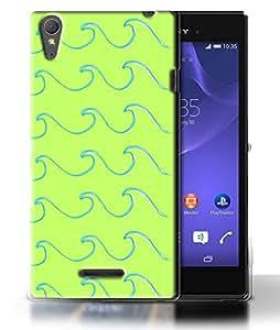 Printfunny Case For Sony Xperia T3