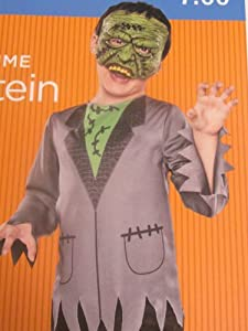 Child Costume - Frankenstein