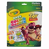 Crayola Color Wonder: Toy Story Coloring Book and Markers Children, Kids, Game