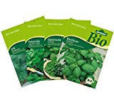 Dehner Bio Saatgut-Mix Küchenkräuter