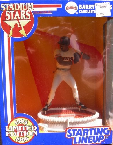 Barry Bonds Starting Lineup Stadium Star 1994