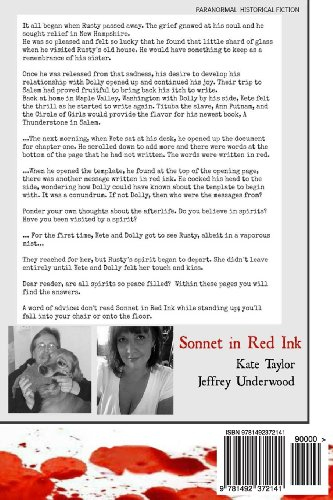 Sonnet in Red Ink