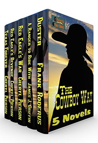 The Cowboy Way: Boxed Set of YA Westerns