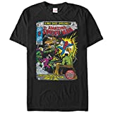 Marvel Spider-Man Sinister Six Comic Mens Graphic T Shirt - Fifth Sun