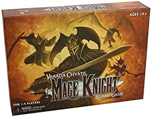 NECA WZK 70495 Mage Knight Board Game