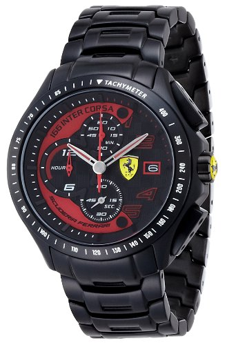 Scuderia Ferrari 0830086 Mens Watch