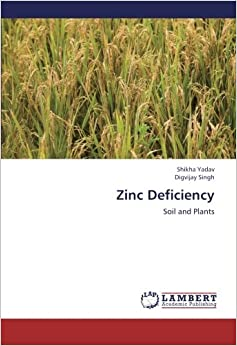 Zinc deficiency soil and plants shikha for Soil zinc deficiency