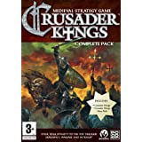 "Crusader Kings - Complete Pack [UK-Import]von ""Koch Media GmbH"""