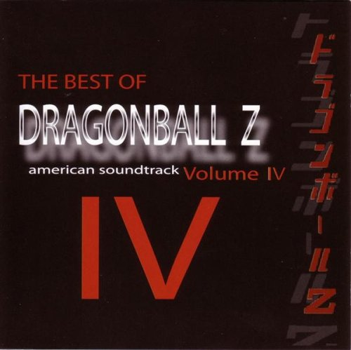 Best Of Dragonball Z Vol IV