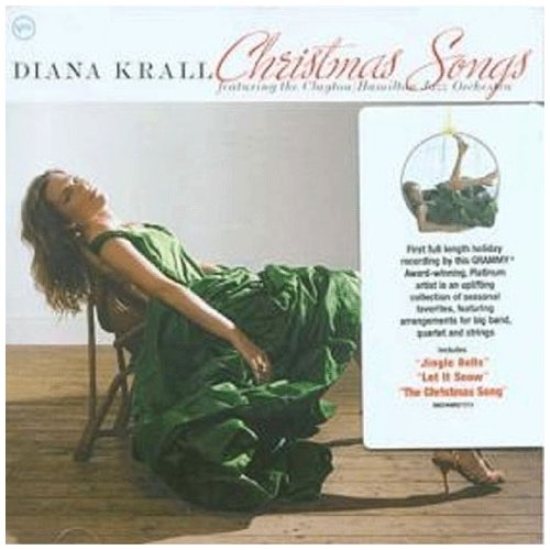 Christmas Songs by Diana Krall and Clayton-Hamilton Jazz Orchestra