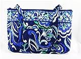 Vera Bradley Betsy Bag Resort Mediterranean Blue