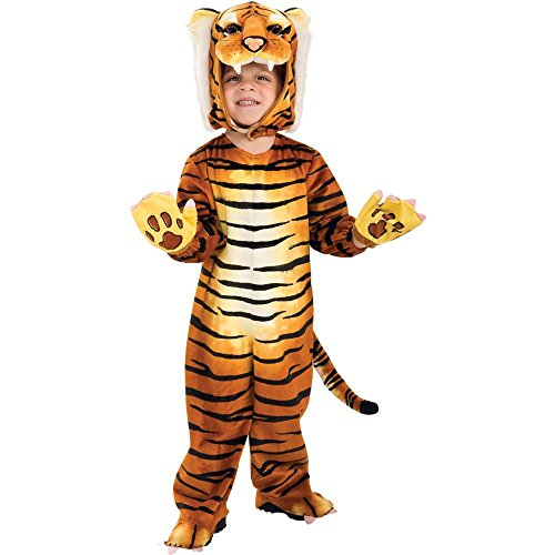Silly Safari Tiger Costume