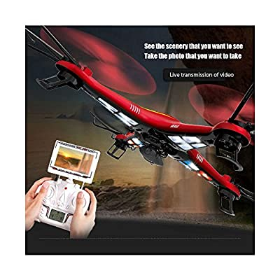 Rc Quadcopter with Camera and Screen on Remote (FPV CONTROL)