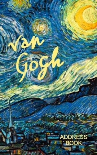 Address Book: Van Gogh Gifts / Presents ( Small Telephone and Address Book ) (Address Books - Fine Art & Floral)