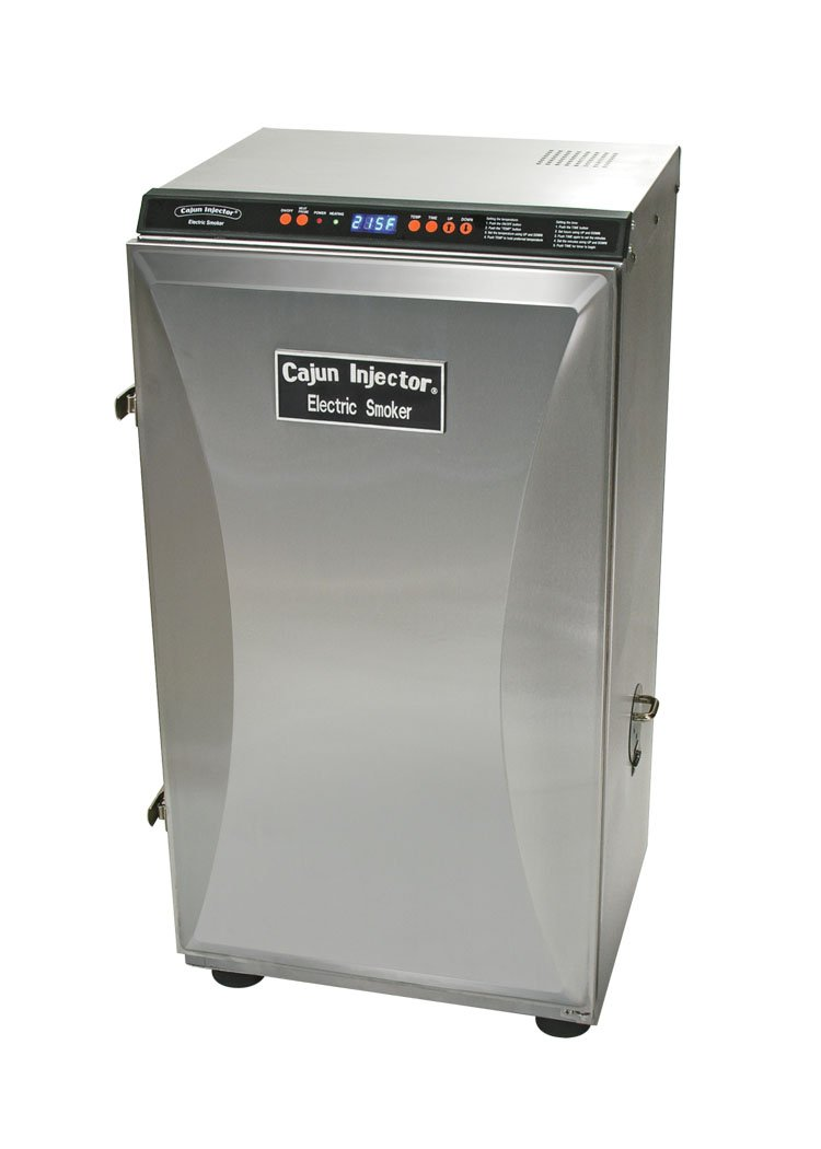 Cajun Injector Stainless Steel Electric Smoker Review