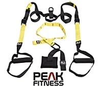 Peak Fitness Cross Fit Suspension Str…