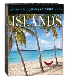Islands 2013 Gallery Calendar (Page a Day Gallery Calendar)