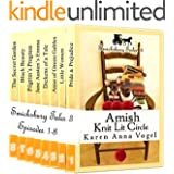 Amish Knit Lit Circle: Smicksburg Tales 3 (Complete Series, Episodes 1-8)