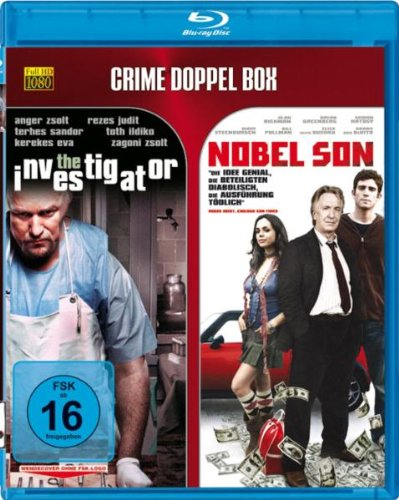 Crime Doppel Box: Nobel Son / Investigator [Blu-ray]