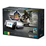 Nintendo Wii U - Konsole, Premium Pack, 32 GB, schwarz - Monster Hunter 3 Ultimate Pack