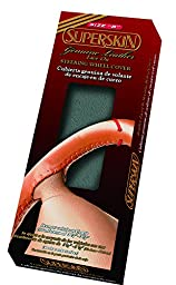 Superior 58-0600Y Superskin Steering Wheel Cover, Genuine Leather, Size \