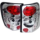 Spyder Auto Jeep Grand Cherokee Chrome Altezza Tail Light