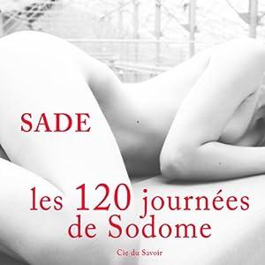 Les 120 journées de Sodome Audiobook