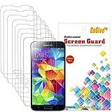 8 x EnGive Displayschutzfolie Samsung Galaxy S5 - Preisverlauf