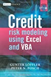 Credit Risk Modeling using Excel and VBA with DVD (The Wiley Finance Series)
