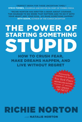 Image of The Power of Starting Something Stupid