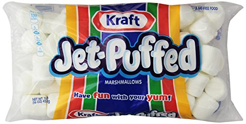 Jet Marshmallow, Regular-16 oz