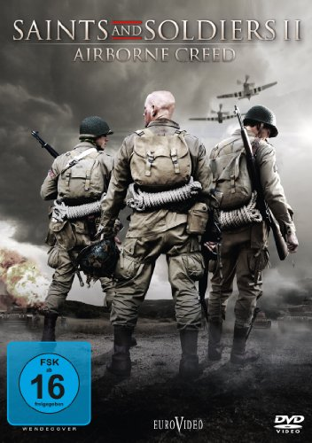 Saints and Soldiers II - Airborne Creed [Alemania] [DVD]